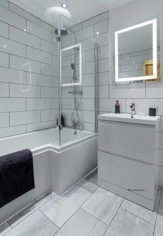 140 modern bathroom that will inspire you this winter 13 Small Bathroom Layout, New Bathroom Ideas, Bathroom Inspiration, Bathroom Goals, Bathroom Organisation, Eclectic Bathroom, Bathroom Styling, Bathroom Interior Design, Big Bathrooms