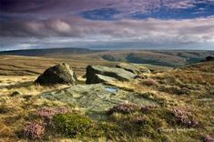 Marsden Moor, Pennines, Yorkshire - a walk on the wild side. Huddersfield Town, Devon And Cornwall, Northern England, England And Scotland, English Countryside, North Yorkshire, Places Around The World, Great Britain, Beautiful Landscapes