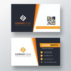 Millions of Free Graphic Resources. ✓ Vectors ✓ Stock Photos ✓ PSD ✓ Icons ✓ All that you need for your Creative Projects Beauty Business Cards, Elegant Business Cards, Modern Business Cards, Business Logo, Business Card Design, Free Printable Business Cards, Company Letterhead, Initials Logo, Modern Logo Design