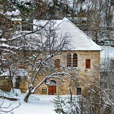 Cosy homes of Lebanon.