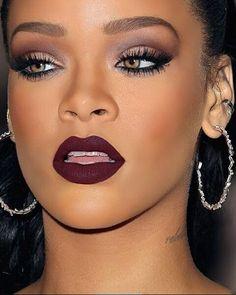 Make up #Rihanna