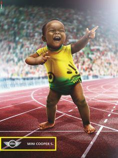 Advertisement - MINI: Mini Bolt