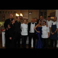 Hats off to the chefs for making a beautiful meal last night. #grateful #happyholidays