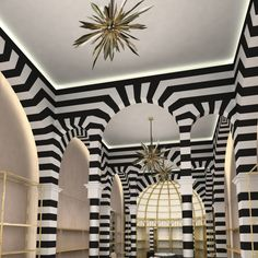 A rendering of the New York store. Courtesy of Aquazzura-Wmag