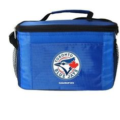 MLB 2014 6 Pack Cooler Lunch Tote (Toronto Blue Jays)