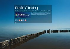 Profit Clicking's page on about.me – http://about.me/ProfitClicking