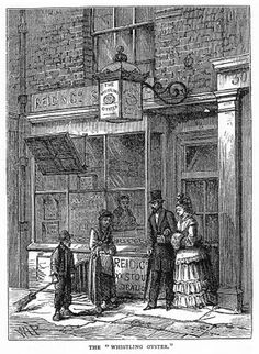 Fanda Classiclit: The Victorian London from Sketches by Boz: The Streets & Shops