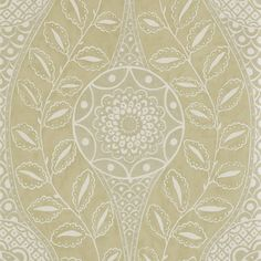 Florentine Wallpaper - Antique Gold (110633) - Harlequin Leonida Wallpapers Collection