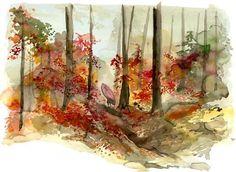 Autumn Portage – Limited Edition Print
