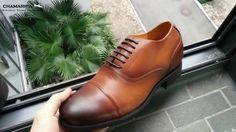 CHAMARIPA - Height Increasing Elevator Shoes Men Lift Shoes Brown - 2.95...