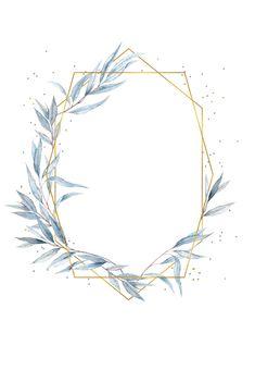 Gold Wallpaper Background, Framed Wallpaper, Flower Wallpaper, Background Images, Flower Graphic Design, Free Wedding Invitation Templates, Floral Logo, Wedding Frames, Floral Border