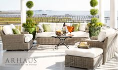 Crossing my fingers that I win this amazing furniture set. It would make our back porch seem like an extra living room for the summer!!!   Young House Love   Fab Freebie: Showhaus To Your House   http://www.younghouselove.com