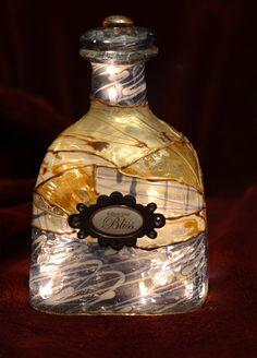 Patron bottle design