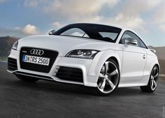 2010 Audi TT RS...I should drive this cause it has TT on it that's me LOL