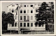 Ahlbeck Heim Kurt Bürger, jetzt wieder Haus Seeblick