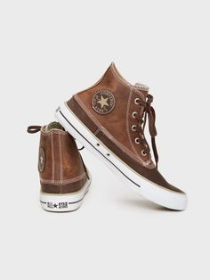 Leather Chucks