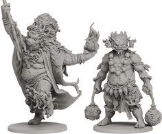 Oni of Hate and Oni of Blood.