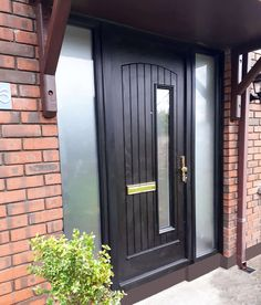 The Palladio Composite Door is the best door on the market today. The strength, durability and beauty of the door are unmatched. Visit Costello Windows to see more. Composite Door, Windows And Doors, Tall Cabinet Storage, Garage Doors, Strength, Outdoor Decor, Beauty, Home Decor, Decoration Home