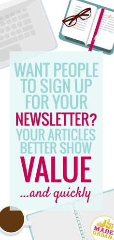 Every page of your website or blog has a purpose. Either to sell a product, sign up for your newsletter or to stay on the site longer. But visitors' attention spans are short so you need to get your message across quickly. Here's how...