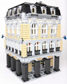 Reuse your existing LEGO sets to build other LEGO sets. Find out what you can build!