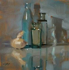 Carol Marine's Painting a Day: November 2009