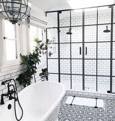 Scandinavian Interior Design: 18 sätt att inreda med kakel och klinker | ELLE De...
