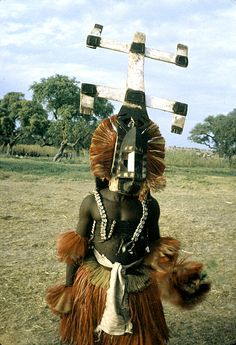 Dogon People of Mali, West Africa