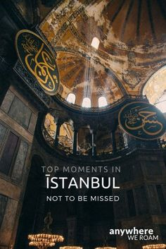 Our top pick of the best things to do in Istanbul The post Our top experiences in Istanbul appeared first on Woman Casual - Travel Turkey Vacation, Turkey Travel, Places To Travel, Places To See, Travel Destinations, Istanbul Travel Guide, Travel Guides, Travel Tips, Capadocia