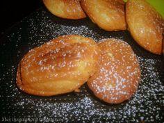 Bonjour tout le monde, Quand j'ai vu cette recette de madeleines chez Patchouka du blog les petits ...