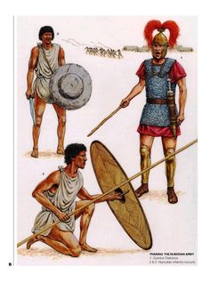 The Numidians 300 BC–AD 300 MEN-AT-ARMS Carthage, North Africa, History, Movie Posters, Movies, Historia, Films, Film Poster, Cartago