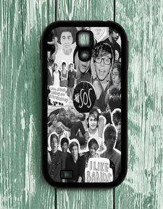 5 Second Of Summer Collage 5 SOS Art Music Samsung Galaxy S4   Samsung S4 Case