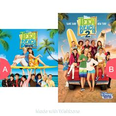 Teen beach movie contest