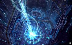 ArtStation - Reactor, Saul Espinosa