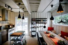 shipping-container-homes-book-32-internal1.jpg (600×400) #containerhome #shippingcontainer                                                                                                                                                                                 More