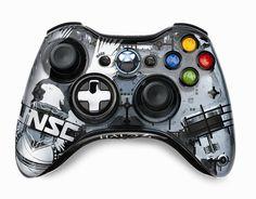 Holocrn: El control que se venderá por separado de la consola de Halo 4 tiene un diseño de la UNSC.