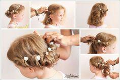 Klasik hairstyle