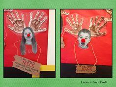 Adorable Reindeer! Learn + Play = Pre K
