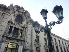 Lateral Palácio Governo
