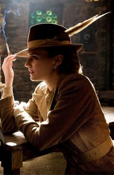 Melanie Laurent - so extremely awesome in Inglorious Basterds.