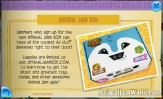 Sheep Are Here! animal-jam-box-2  #AnimalJam #News http://www.animaljamworld.com/sheep-are-here/
