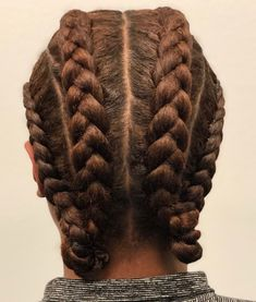 50 Really Working Protective Styles to Restore Your Hair – Hair Adviser - Busters. Protective Style Braids, Protective Hairstyles For Natural Hair, Natural Hair Braids, Simple Natural Hairstyles, Natural Cornrow Hairstyles, Simple Updo, Natural Curls, French Braid Hairstyles, Box Braids Hairstyles
