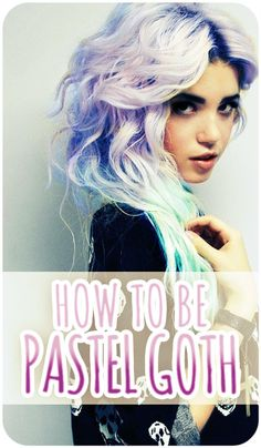 Have you ever wanted to be pastel goth? We'll show you all the steps needed to be one! Pastel goth leggings, t-shirts, kawaii accessories, pastel makeup and much more!  Read the article here and share it with your friends: http://ninjacosmico.com/how-to-pastel-goth/