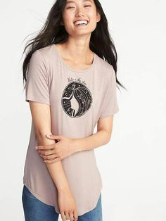 f116660478da Really like stylish womens clothing #stylishwomensclothing Shop Old Navy,  Tees For Women, Graphic