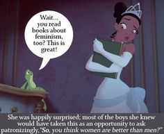 Feminist Disney, Feminist Disney Image Collection