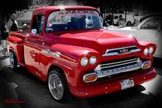 Chevy apache 1959
