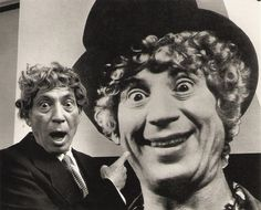 """I am the most fortunate self-taught harpist and non-speaking actor who has ever lived."" - Harpo Marx"
