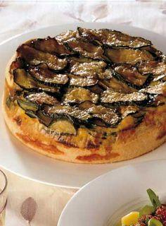 Ricetta TORTA DI ZUCCHINE CON ERBE E YOGURT, by La Cucina Italiana