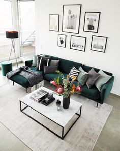 67 inspirational modern living room decor ideas for small apartment you will like it 18 Mid Century Modern Living Room Apartment decor ideas inspirational Living Modern Room Small Home Living Room, Apartment Living, Interior Design Living Room, Living Room Designs, Apartment Ideas, Carpet In Living Room, Dark Sofa Living Room, London Living Room, Modern Apartment Decor
