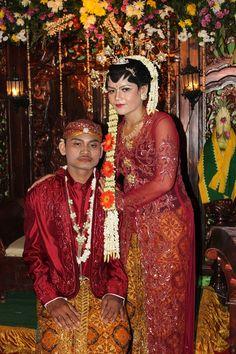 Wedding Traditional Javanese Tradition Traditionaljavanese