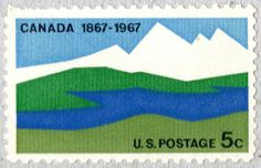 Canada stamp